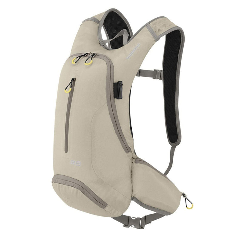 Mochila Shimano Rokko 8 W/ Reservoir Feather Beige 2019