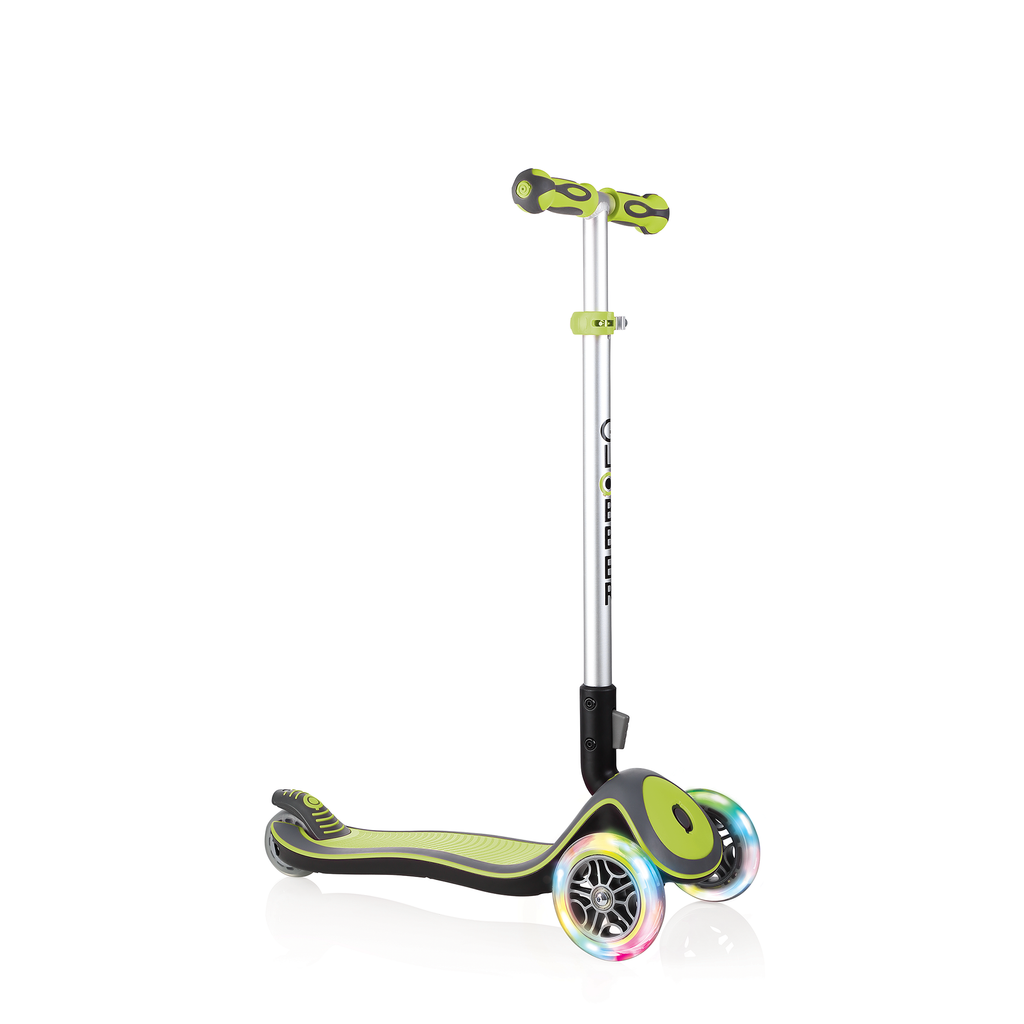 Scooter Elite Flash Wheels Verde
