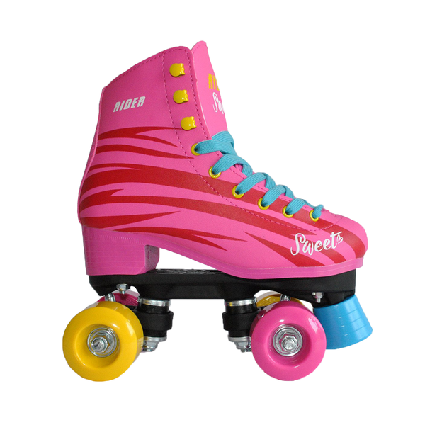 "Patines Quad Rider ""Soy Luna"" Colores"
