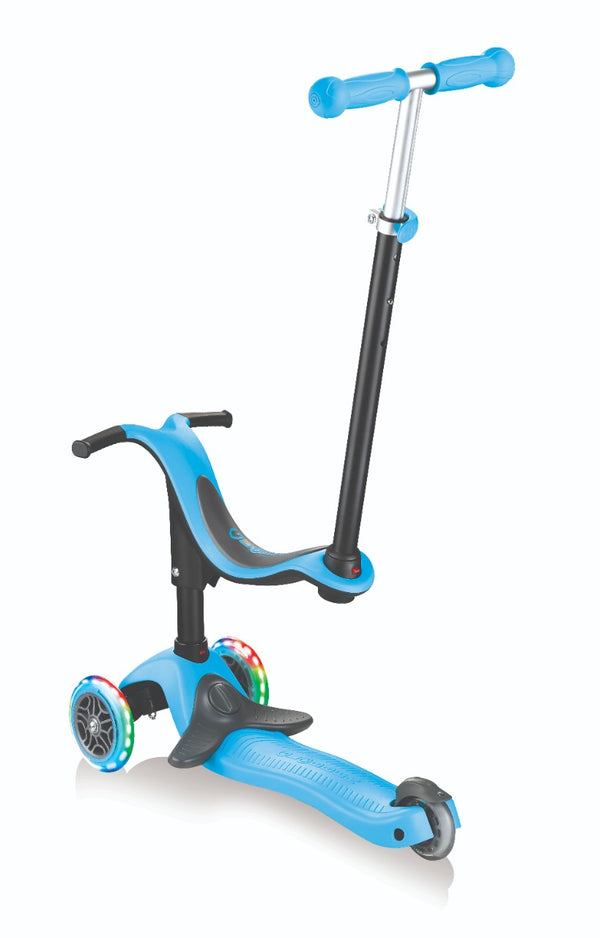 Scooter Go Up Sporty Plus Globber Azul
