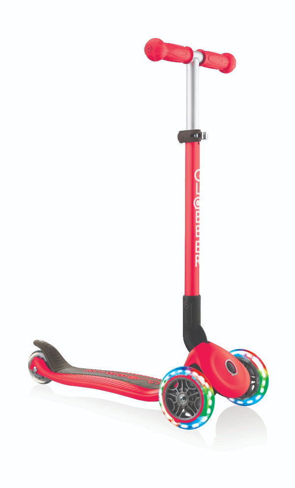 Scooter Foldable Globber Rojo