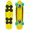 Patineta Skate Spicy Sabrina Yellow/Blue