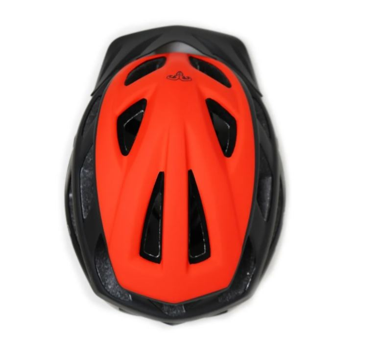 Casco Adulto Radical Mountain Red/Black
