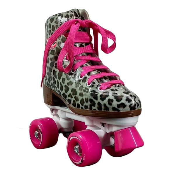Patines Hondar Quad Roller Animal Print