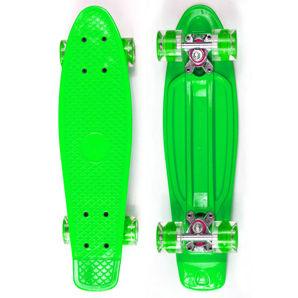 Patineta Penny Fun Wheels Verde