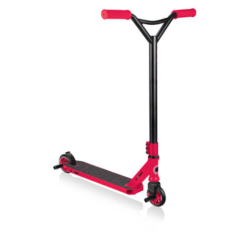 Scooter Agresivo GS 540 RED, +8 HASTA 100Kg.
