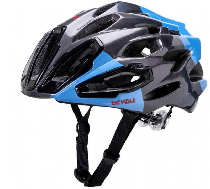 Casco Kali Maraka ECLIPSE BLACK/BLUE