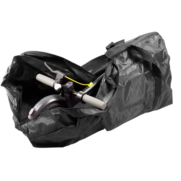 Bolso Negro Scooter Electrico E-Best