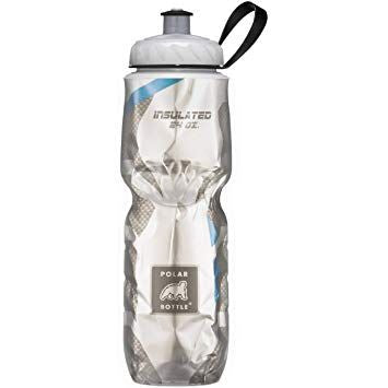 Botella Polar Sport INSULATED Carbon Fiber Blue 710ML