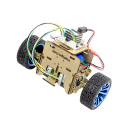 Self-balancing robot kit