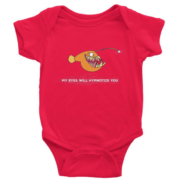 Hypnotizing eyes Baby Bodysuit
