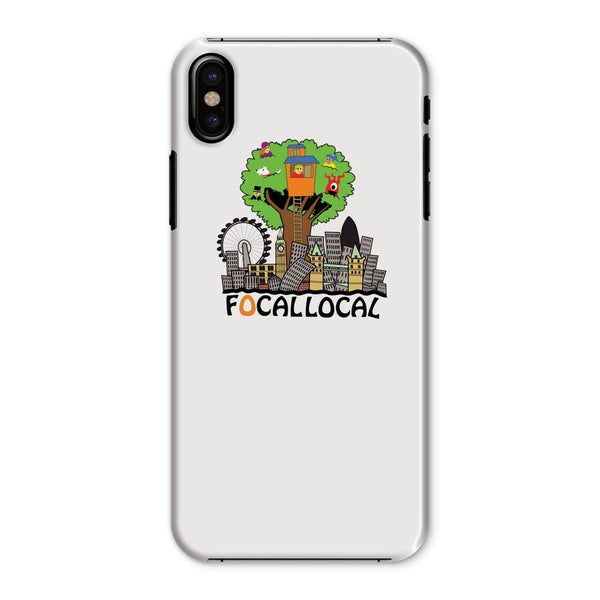 Focallocal Logo - Small Phone Case