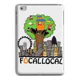 Focallocal Logo - Large Tablet Case