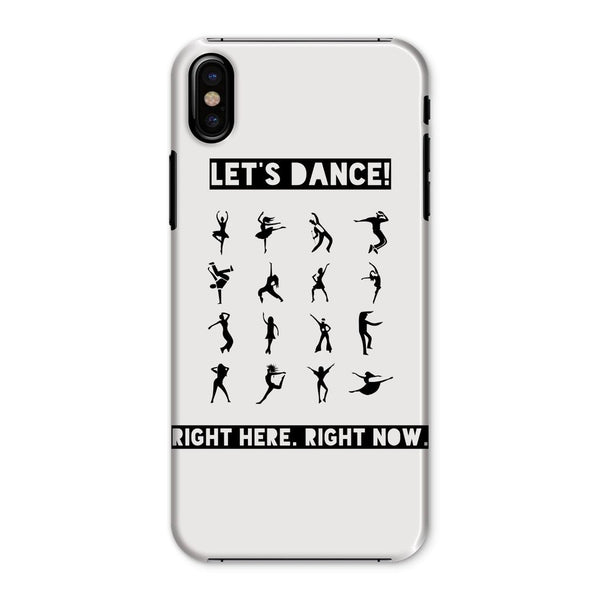 Let's dance! Phone Case
