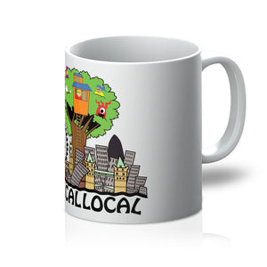 Focallocal Logo - Large Mug