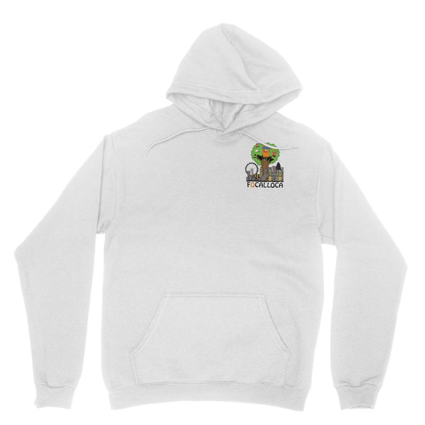 Focallocal Logo - Small Heavy Blend Hooded Sweatshirt