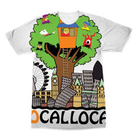 Focallocal Logo - Large Sublimation T-Shirt