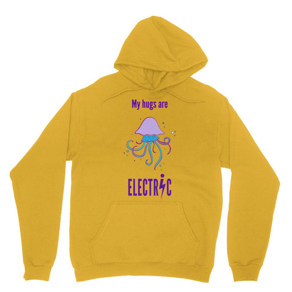 Electric hugs Heavy Blend Hooded Sweatshirt