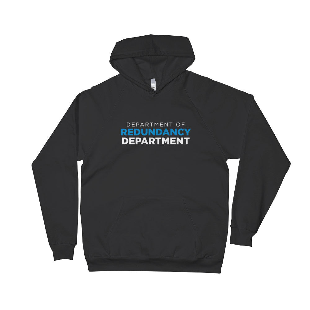 Redundancy Department Hoodie