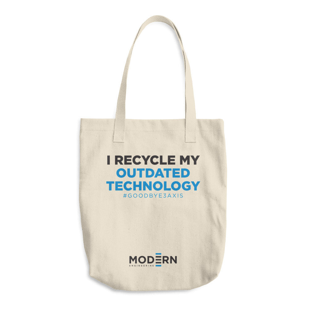 Outdated Technology Bag