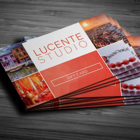 Lucente Studio Gift Card
