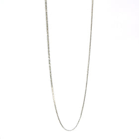 OOOO Pascale Lion: Collection Louison Chain Mail Necklace - 87 cm