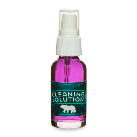 Grizzly Originals Cleaning Solution