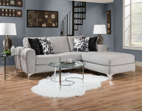 Intermix Dove Sectional Set - Furnlander