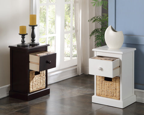 Ergo Wicker Cabinet - Furnlander