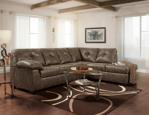 Yuma Tumbleweed Sectional