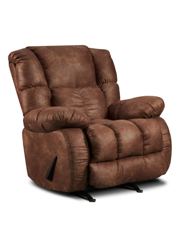 Chadsworth Espresso Recliner - Furnlander