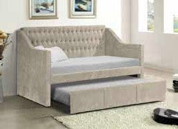 Westwood Day Bed w/Trundle Beige - Furnlander