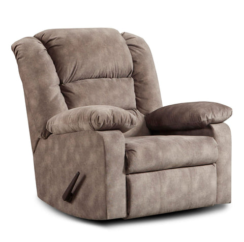 Cabana Cody Gray Recliner - Furnlander