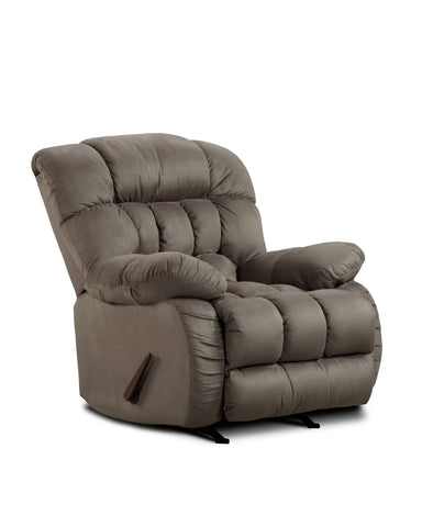 Buenos Aires Graphite Recliner - Furnlander