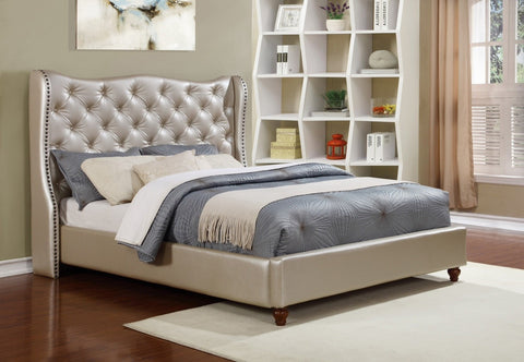 River Wing Bed - Furnlander