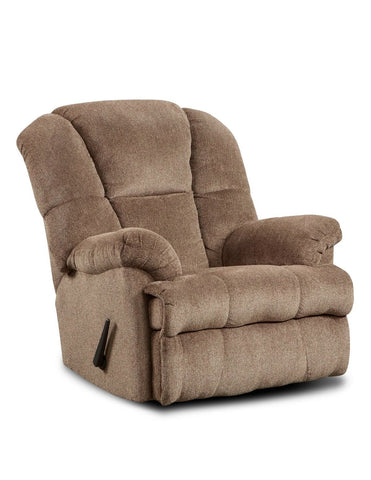Brooks Cocoa Recliner - Furnlander