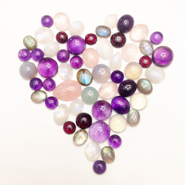 For the Love of Gemstones
