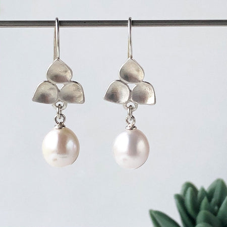 Rain Blossom Dangle Earrings