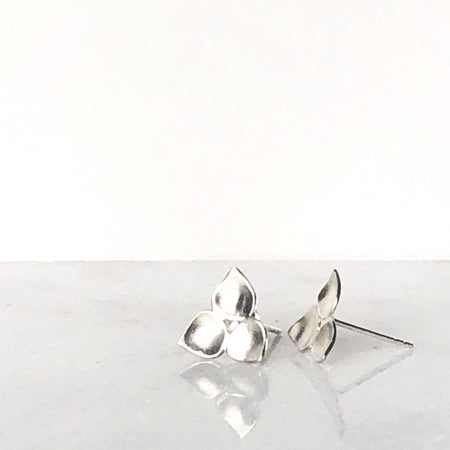 Demi Lune Stud Earrings