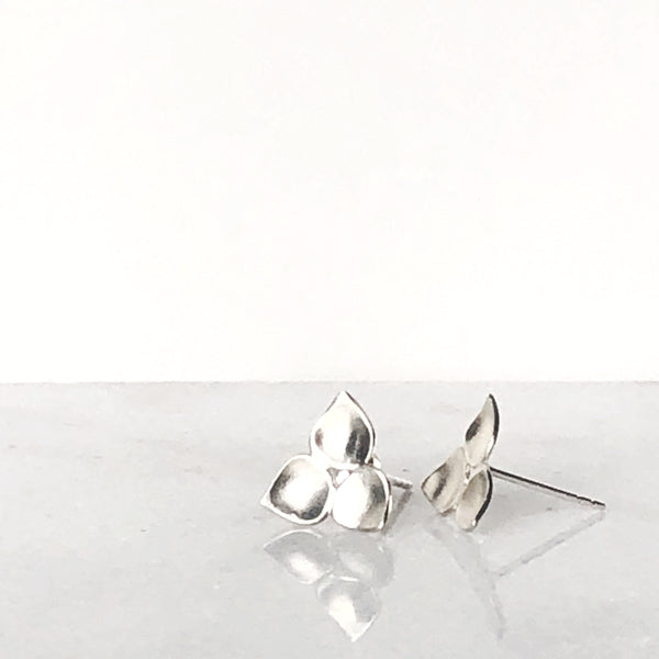 Rain Blossom Stud Earrings