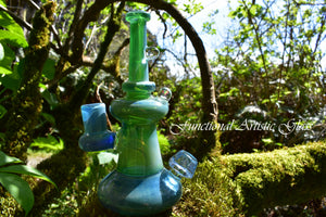 Heady glass art artistic functional glass smoking pipes artistic smoking pipes water pipes artistic bongs rigs