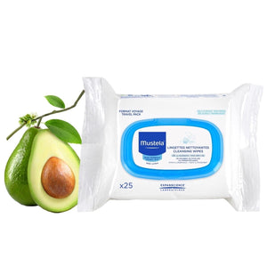Cleaning wipes- travel size