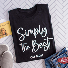 Simply the Best CAT Mom