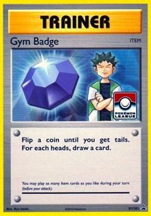 Gym Badge (Brock) (XY203) [XY Promos]