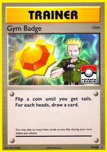Gym Badge (Lt. Surge) (XY205) [XY Promos]