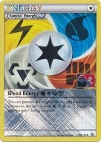 Blend Energy WLFM - 118/124 (League Promo) (118) [League & Championship Cards]