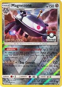 Magnezone - 83/156 (League Promo) [3rd Place] (83) [League & Championship Cards]