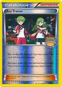 Ace Trainer - 69/98 (Regional Championship Promo) [Staff] (69/98) [League & Championship Cards]