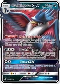 Honchkrow GX (109) [SM - Unbroken Bonds]