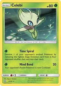 Celebi (4/236) [SM - Unified Minds]